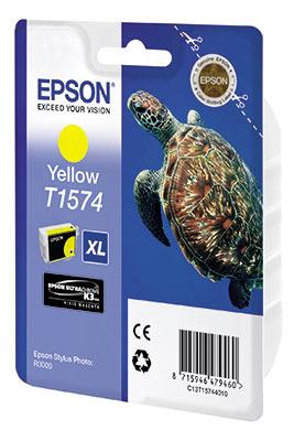 Картридж Epson StPhoto R3000 Yellow