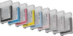 Картридж Epson StPro 7800/7880/9800/9880 cyan, 220мл