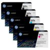 Картридж HP 507A CLJ M551/M570/M575 Magenta (6000 стр)