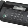 Факс Panasonic KX-FT982UA-B Black (термобумага)