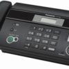 Факс Panasonic KX-FT984UA-B Black (термобумага)