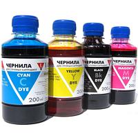 Комплект чернил WWM ELECTRA для Epson Водорастворимые 6х100г B/C/M/Y/LC/LM (ELECTR.SET62) универсальные